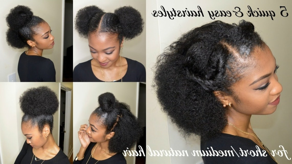A Guide To Choosing Short Or Medium Hairstyles For Black Women Short Medium Hairstyles African American