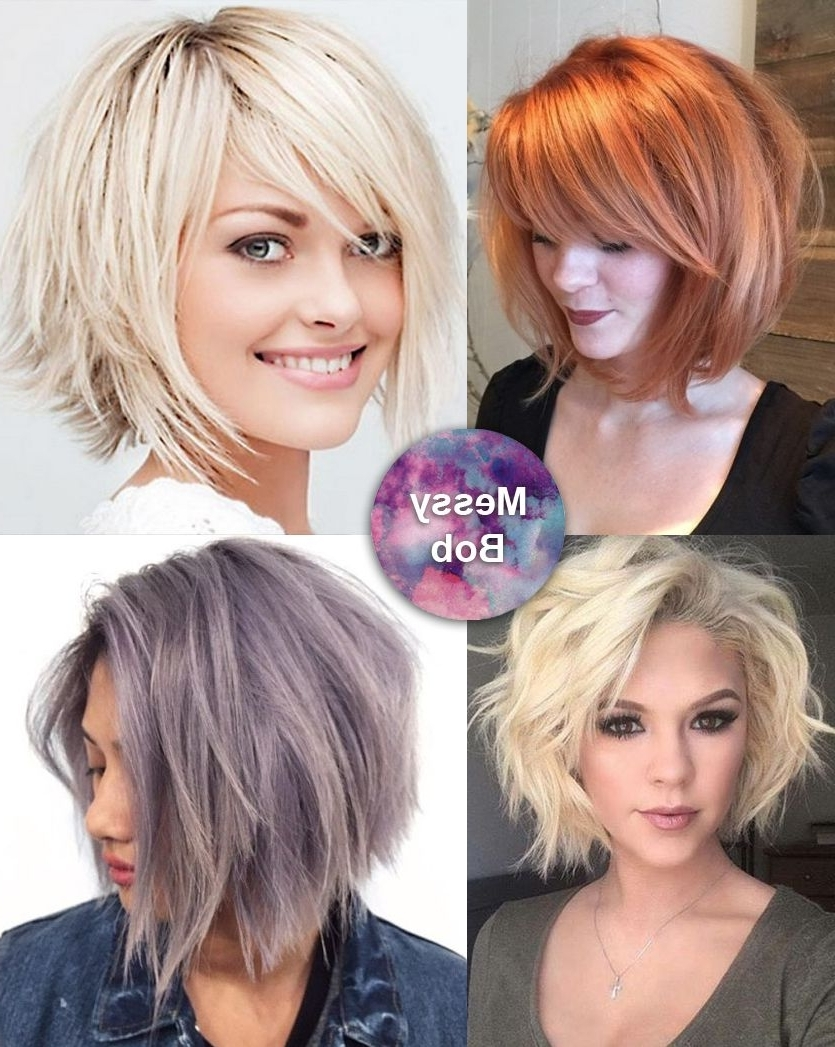 Best Medium Length Hairstyles For Thick Hair – Circletrest Medium Hairstyles 2017 For Thick Hair