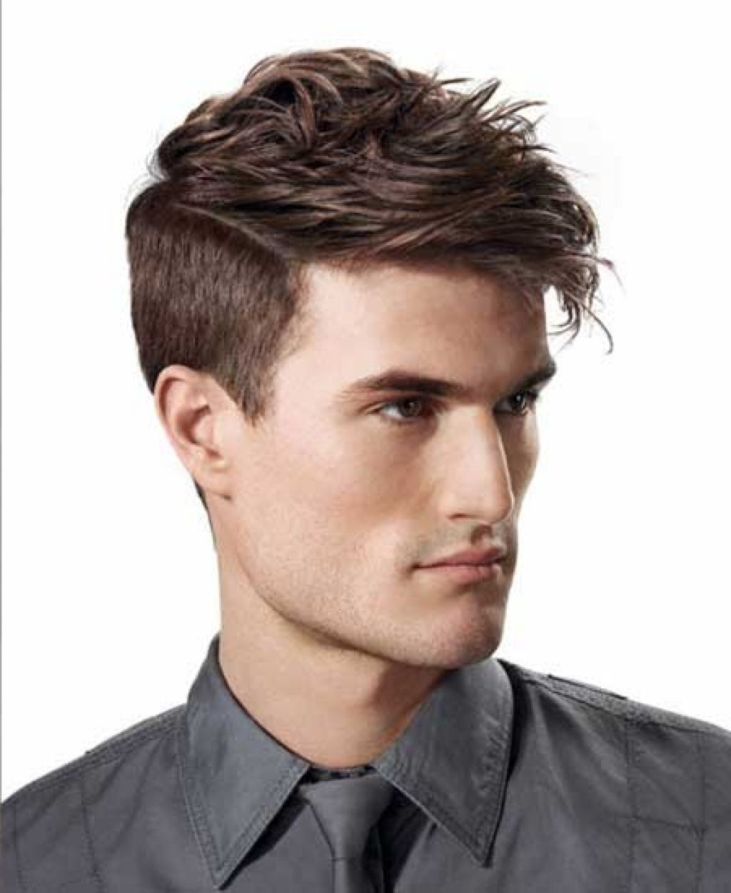 Boys Hairstyles Ideas To Look Super Cool The Xerxes | Boy 10+ Amazing Medium Length Hairstyles For Boys