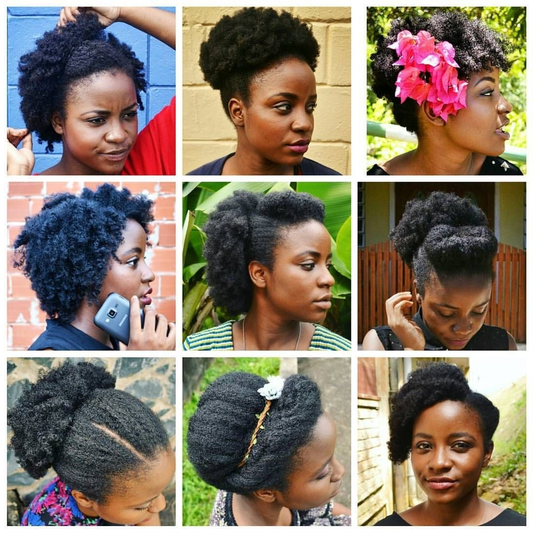 """Charity On Instagram: """"4C Natural Hair Does Not Have To Be 4C Natural Hairstyles Medium Length"""