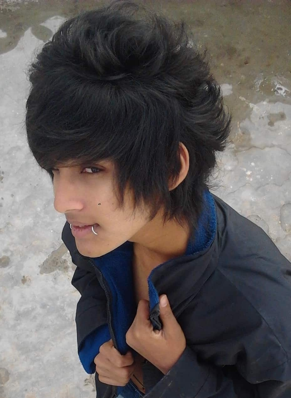 Emo Hair: How To Grow, Maintain & Style Like A Boss – Cool 10+ Cute Medium Length Emo Hairstyles For Guys