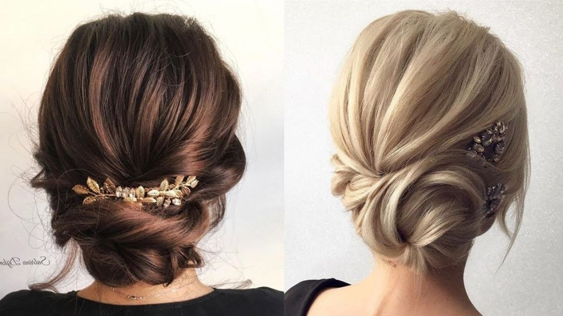 Formal Updos For Medium Hair | Prom & Wedding Hairstyles 20+ Awesome Medium Hairstyles Bridesmaid