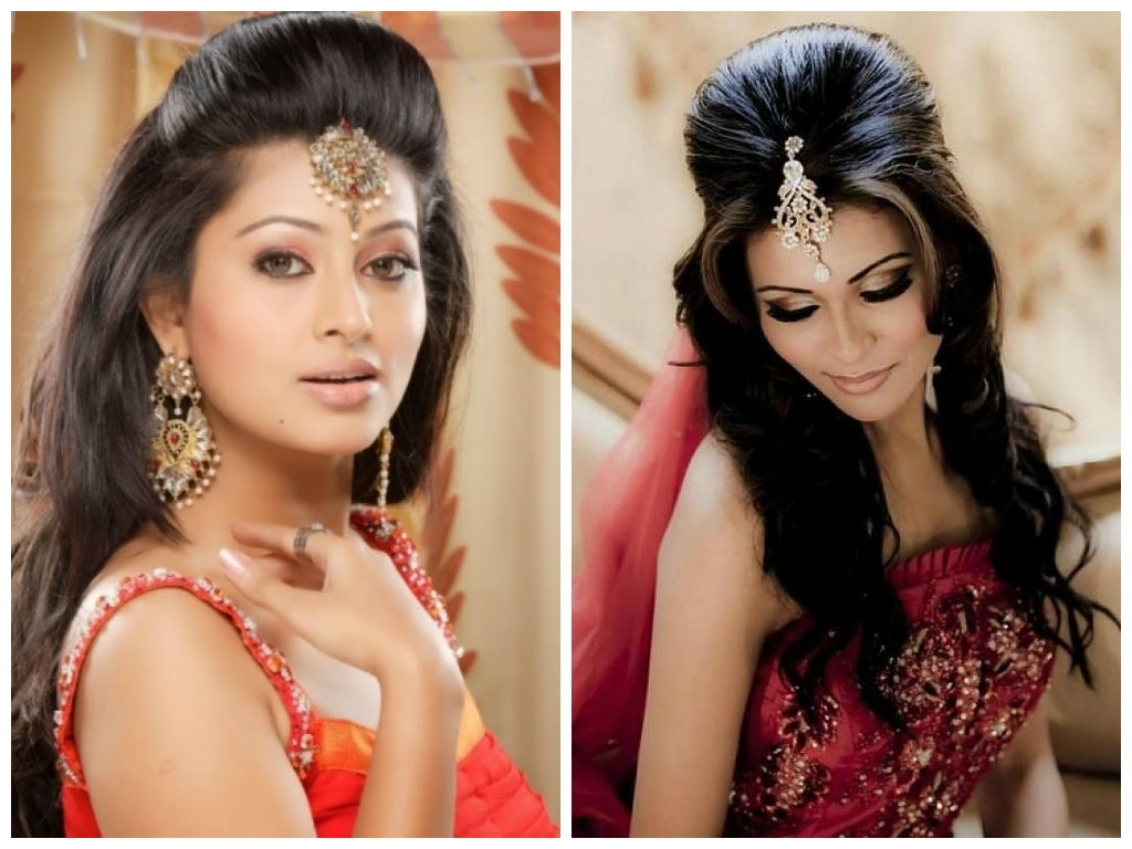 Haircuts For Girls With Medium Hair Indian Bpatello Party Hairstyles For Medium Length Hair Indian