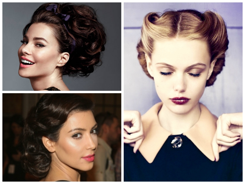 Hairstyles With Hot Rollers For Medium Length Hair Women Hot Roller Hairstyles For Medium Hair