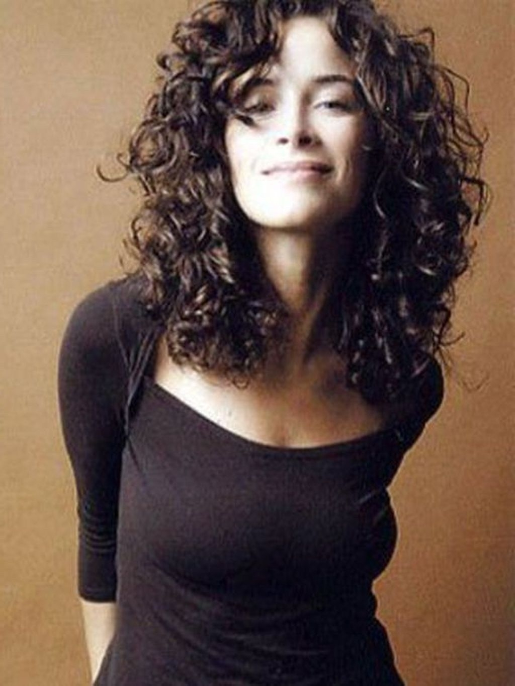 Long Curly Hairstyle Collections That You Can'T Resist Curly Medium Length Hairstyles 2015