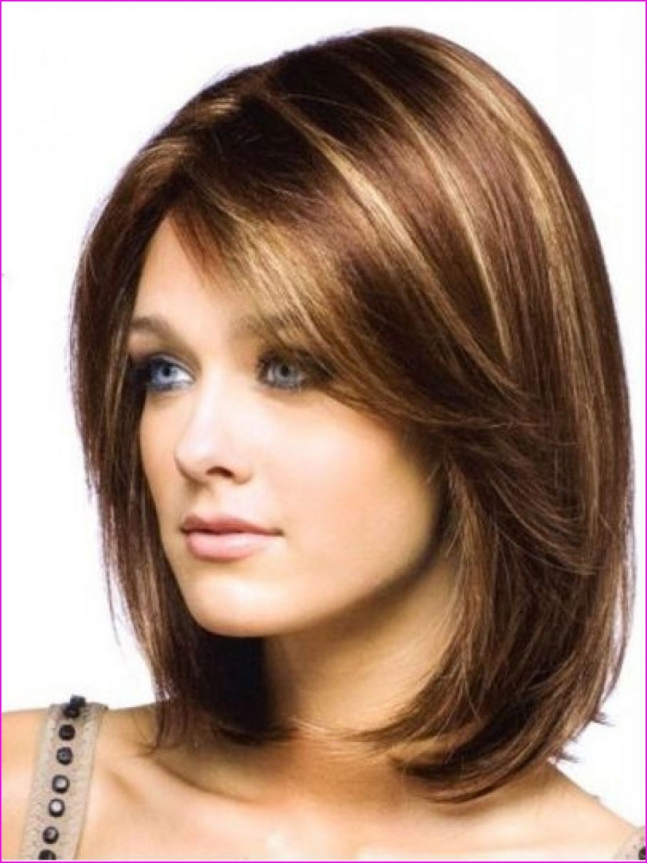 Medium Straight Hairstyles With Side Bangs, Side Bangs Are 40+ Adorable Medium Length Hairstyles With Side Bangs 2018