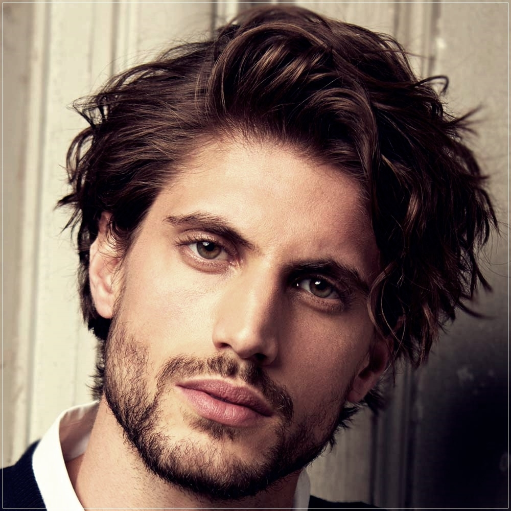 Men'S Haircuts Winter 2019 2020: All The Trends 30+ Awesome Medium Mens Hairstyles 2019