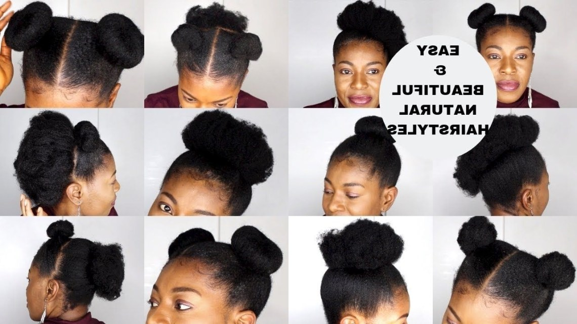 Natural Hairstyle Medium Length For Teenagers | Medium Professional Natural Hairstyles For Medium Length Hair