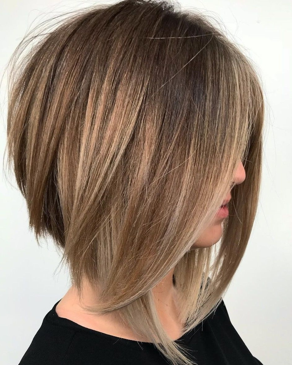 Neck Length Medium Haircuts For Thick Hair 2019 25 Fresh Medium Hairstyles Thick Hair 2019