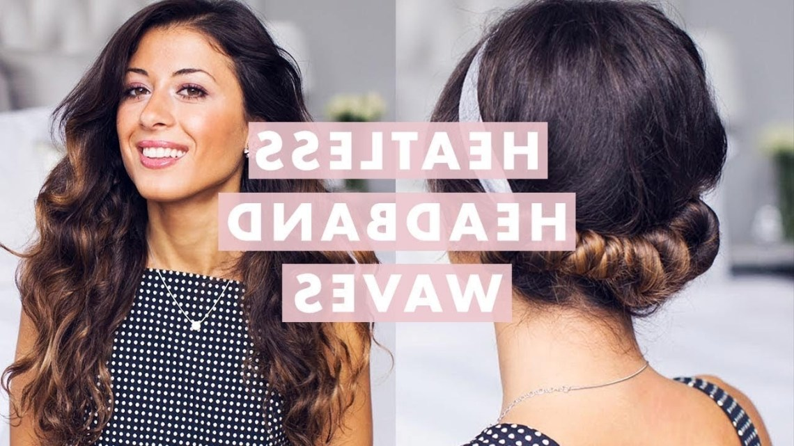 Overnight Hairstyles That Will Cut Down Your Styling Time In Bedtime Hairstyles For Medium Hair