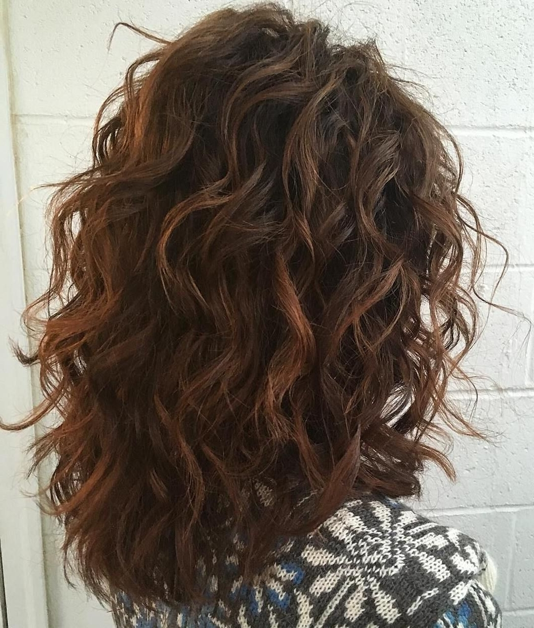 Pin On Cute Long Hairstyles 20+ Adorable Medium Hairstyles Curly Thick Hair