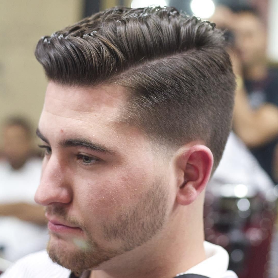Pin On Guys Sexiest Haircuts Mens Hairstyles Short Sides Medium Top Comb Over