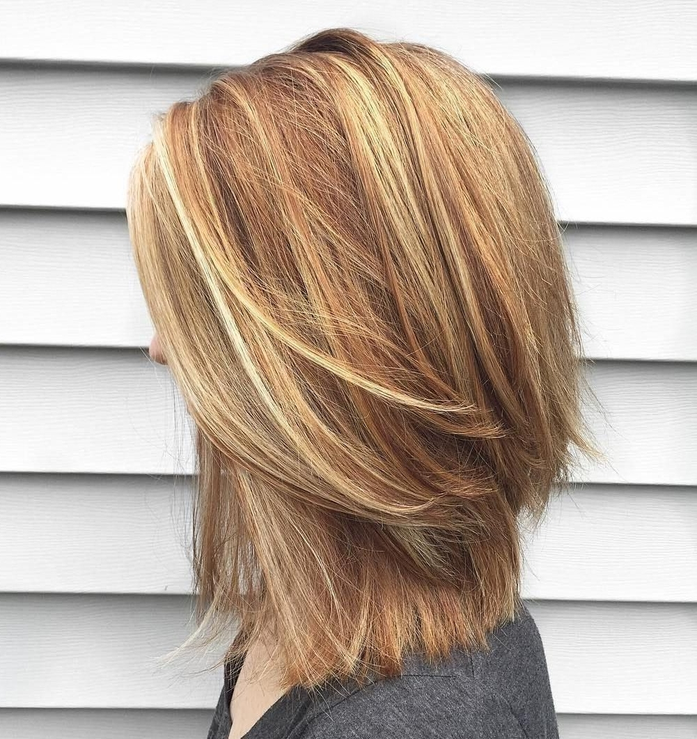 Pin On Hairstyles 10+ Stylish Low Maintenance Shoulder Length Thick Hair Medium Length Hairstyles