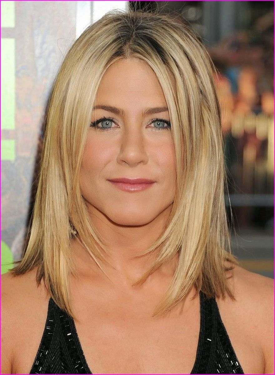 Pin On Hairstyles For Round Faces 40+ Adorable Medium Hairstyles Fine Hair 2015