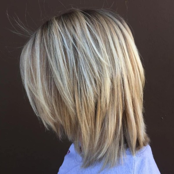 Pin On Lob Hairstyle/Cuts Medium Length Layered Textured Hairstyles