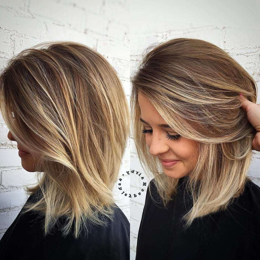 Pin On Strands 20+ Stylish Medium Hairstyles For Women Thick Hair