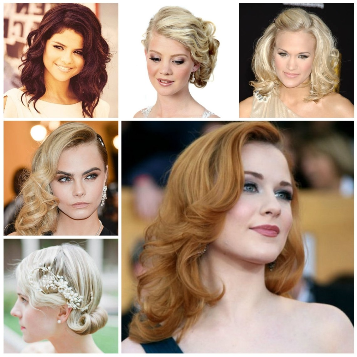 Prom Medium Hairstyles 2016 | 2021 Haircuts, Hairstyles And Prom Hairstyles For Medium Hair 2016