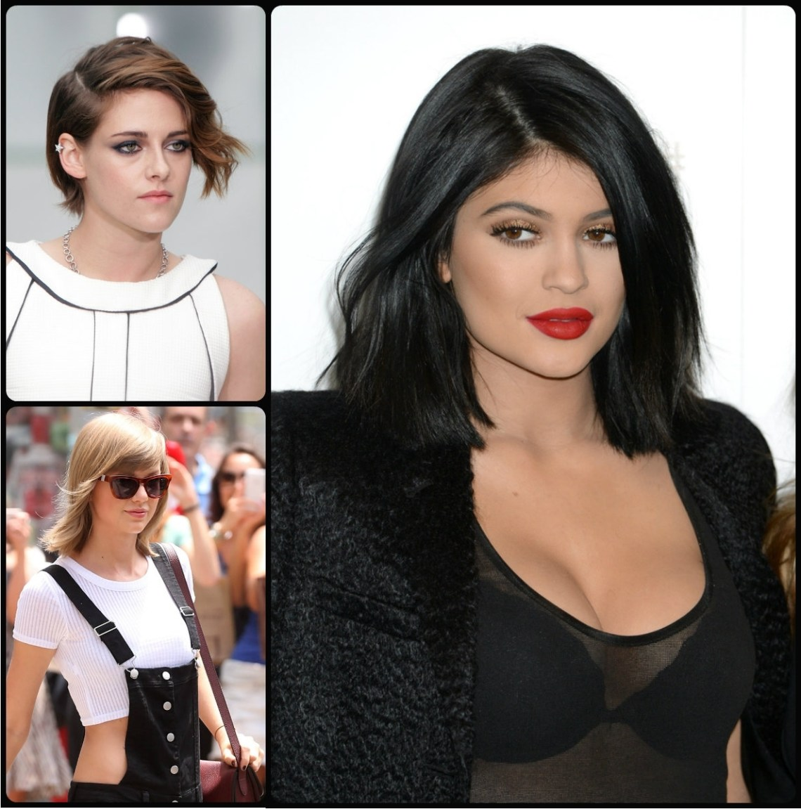 Stars Prefer Short Hairstyles For Summer/Fall 2015 Medium Hairstyles 2015 Fall
