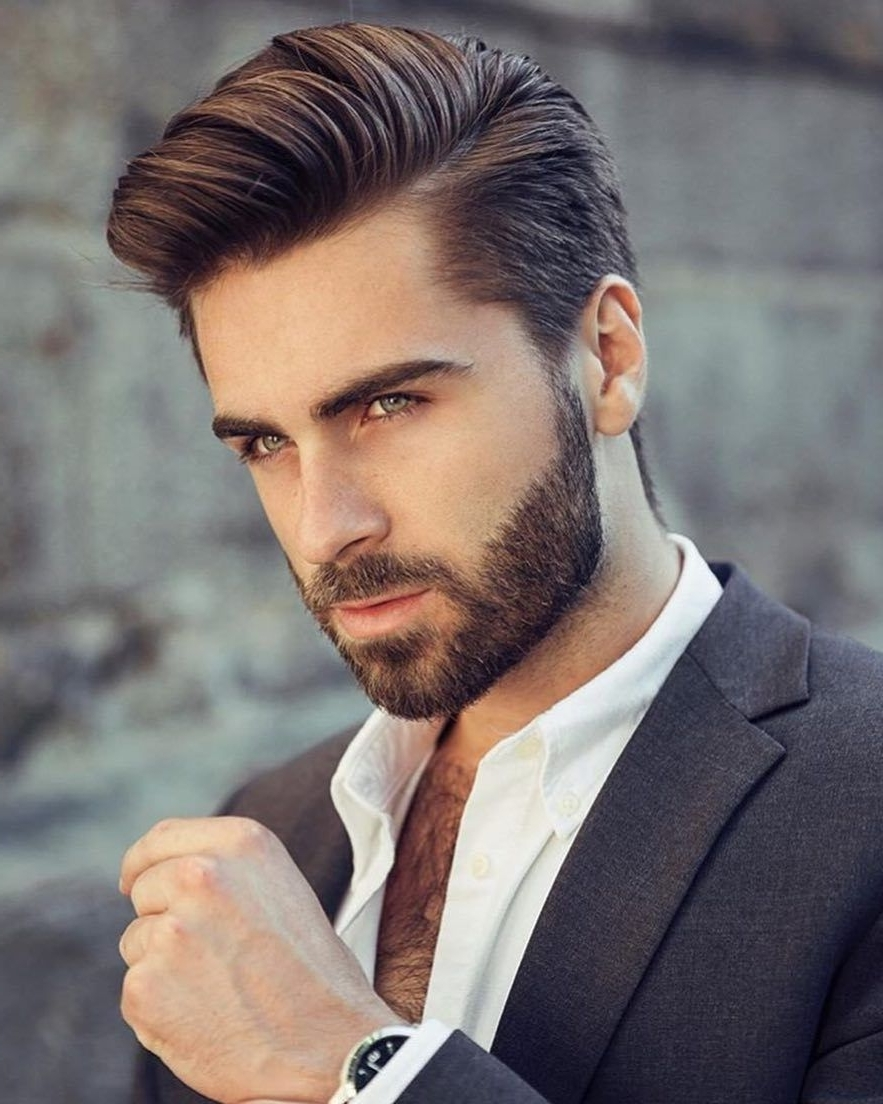 Top 10 Men'S Medium Hairstyles For 2019. | Trendy Mens 40+ Stunning Mens Medium Short Hairstyles 2019