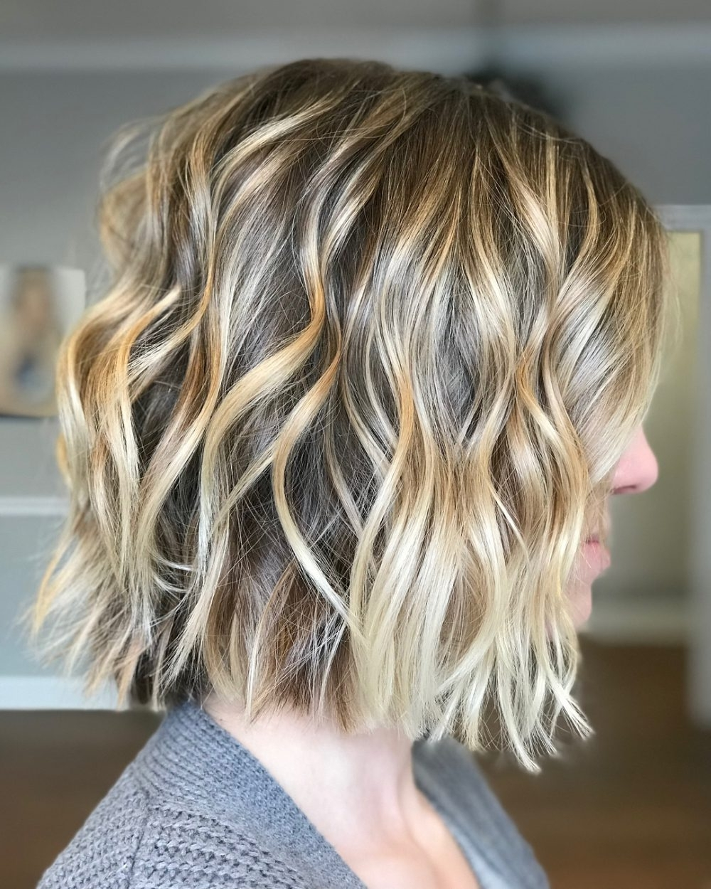 Top 20 Choppy Hairstyles You'Ll See In 2021 Medium Chunky Hairstyles