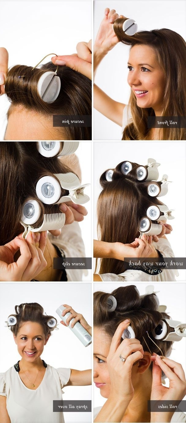 Want Hair That Looks Too Good To Be True? Then Heated Or Hot 40+ Stunning Hot Roller Hairstyles For Medium Hair