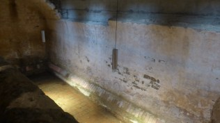 Cisterna castell Montsoriu. Foto: gloriacondal