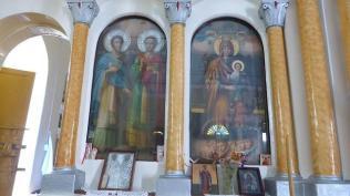 Sants Cosme i Damia. Xios. Foto: gloriacondal