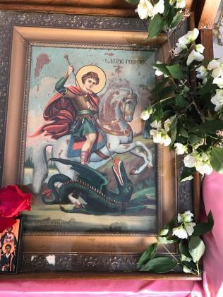 Chios. San Jordi. Agios Iorgos