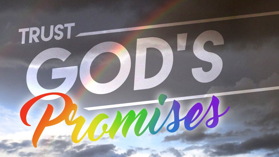 Image result for TRUST GOD'S PROMISE""
