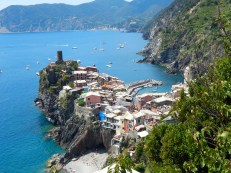 One of five villages in Cinque Terre