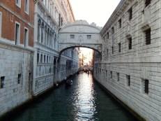 Canals in Venezia, Italy