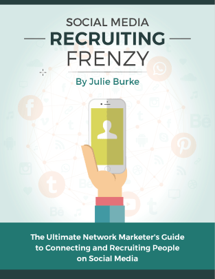 Social Media Recruiter Frenzy