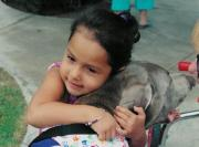 little girl hugs2