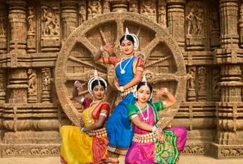 Konark Dance Festival, Orissa