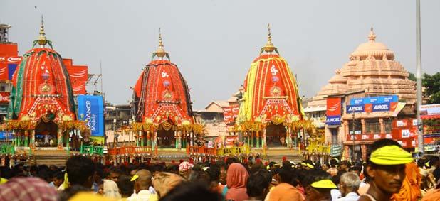 Rath Yatra, Puri, Orissa