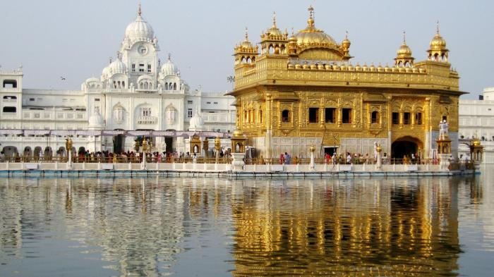 Golden Temple, Amritsar, Punjab