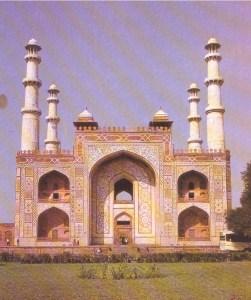 Sikandra Tomb, Agra