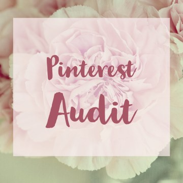 Want to up your Pinterest game? Let me analyze your Pinterest account including your pins, profile, blog, and pinning behavior, and I will provide an evaluation and recommendations to start expanding your influence on Pinterest.