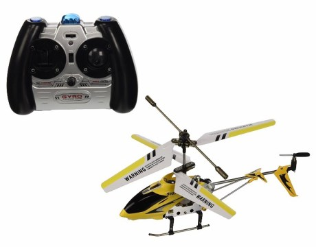 We all know dad is a kid at heart and he'll never stop loving R/C stuff. And the helicopter is just cool.