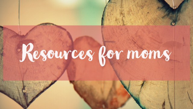 Resources for moms: free stuff that every mom can use! Check it out at gloriousmomblog.com.
