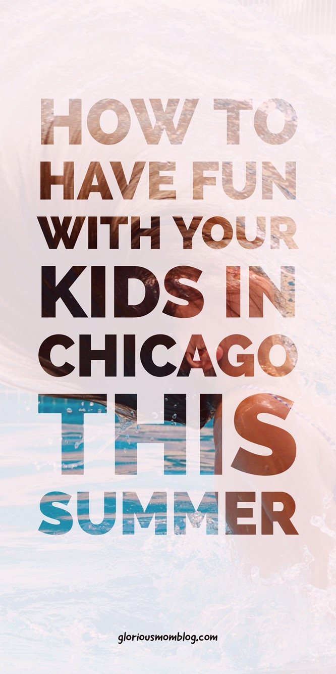 How to have fun with your kids in Chicago this summer: check out my bucket list of fun outdoor activities for families in the Windy City! If you're looking for beaches, parks, hiking, or want information on baseball games, outdoor mini golf or more, check out this great resource at gloriousmomblog.com.