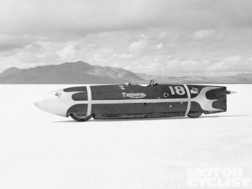1955 / The Devil's Arrow (193.72 MPH)