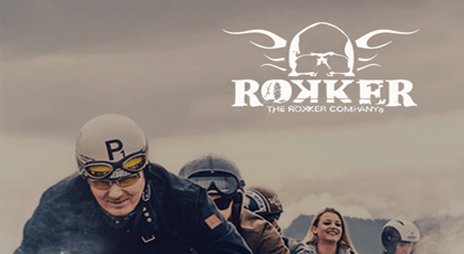 Banner: The Rokker Company