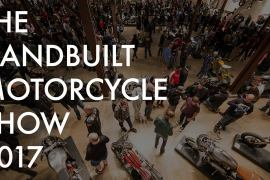 The Handbuilt Motorcycle Show 2017