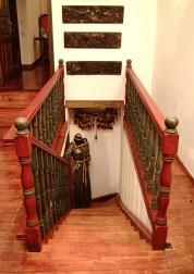 Glorious Peleys Castle Hotel Interior Antique Detail
