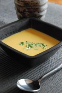 Coconut Curry Pumpkin Soup Recipe