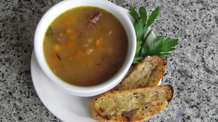 Navy Bean Soup I Recipe