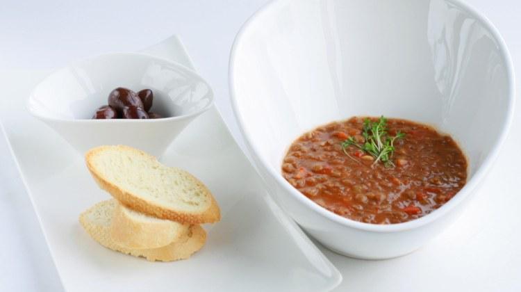 Recipe For Lentil Soup i
