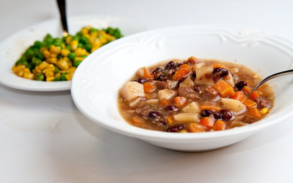 Recipe For Vegetable Beef Soup