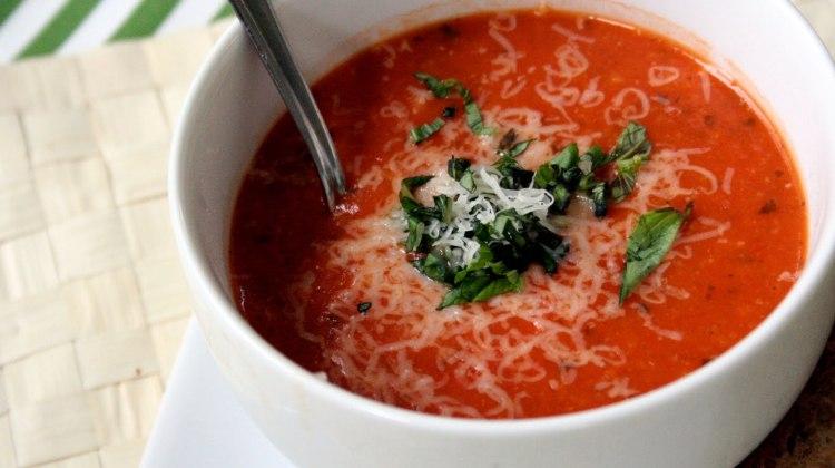 Tomato Florentine Soup I recipe